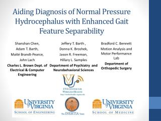 Aiding Diagnosis of Normal Pressure Hydrocephalus with Enhanced Gait Feature Separability