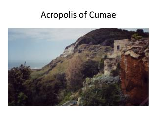 Acropolis of Cumae