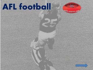 AFL footbal l
