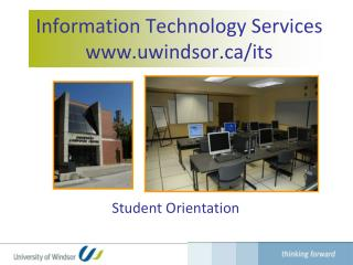 Information Technology Services uwindsor/its
