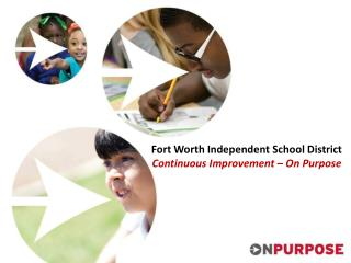 Fort Worth Independent School District Continuous Improvement – On Purpose