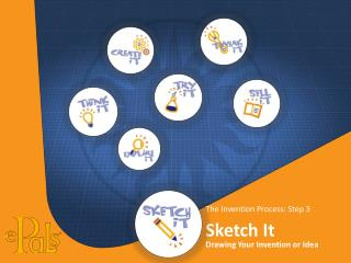 The Invention Process: Step 3 Sketch It Drawing Your Invention or Idea