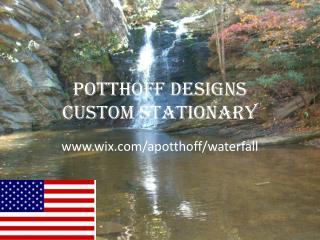 Potthoff Designs Custom Stationary