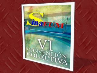 VI Convenci ón Colectiva