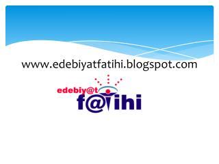 edebiyatfatihi.blogspot