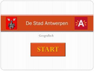 De Stad Antwerpen