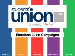 Elections 2014: Campaigns