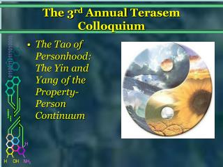 The 3rd Annual Terasem Colloquium