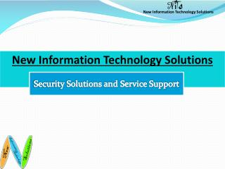 New Information Technology Solutions