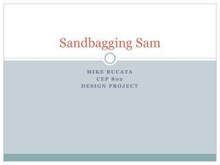Sandbagging Sam