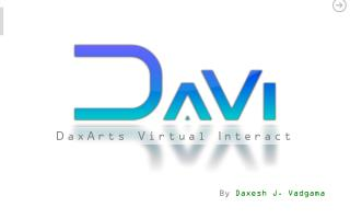 D ax A rts  V irtual  I nteract