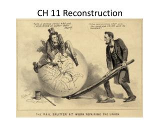 CH 11 Reconstruction