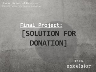 Team excelsior
