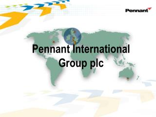 Pennant International Group plc