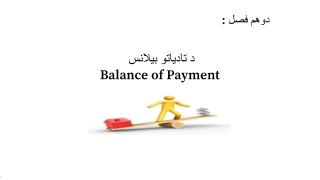 Price Adjustment and BoP Disequilibrium