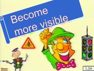 Become more visible