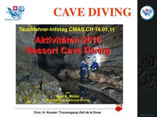 Tauchlehrer-Infotag CMAS.CH 16.01.11