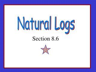 Natural Logs