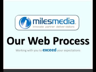 Our Web Process