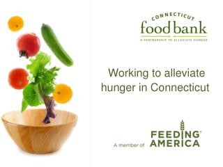 Working to alleviate hunger in Connecticut
