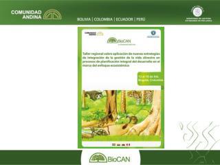 Néstor  Ortiz Gerente  Regional Programa BioCAN