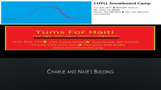 Charlie  and Nate's Building