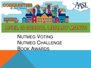 Nutmeg Voting Nutmeg Challenge Book Awards