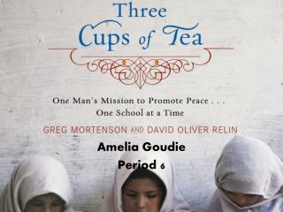 Amelia Goudie  Period 6