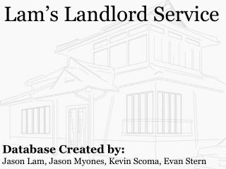 Lam�s Landlord Service