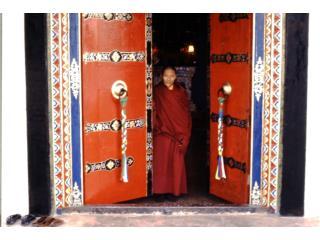 Tibetan Nuns Tilokpur  India