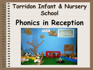Torridon Infant & Nursery School