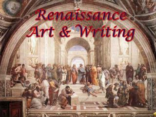 European Renaissance & Reformation