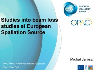 Studies into beam loss studies at European Spallation Source