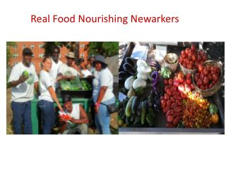 Real Food Nourishing  Newarkers