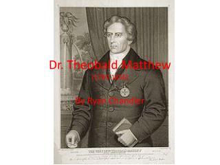 Dr.  Theobald  Matthew (1790-1856)