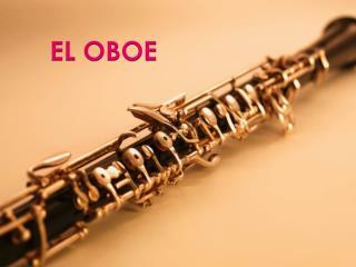 EL OBOE