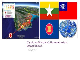 Cyclone  Nargis & Humanitarian Intervention