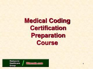 Prep Course Powerpoint Presentation