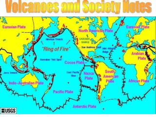 Volcanoes and Society Notes