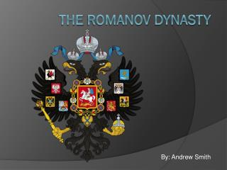 The  romanov  dynasty
