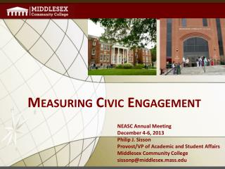 Measuring Civic Engagement