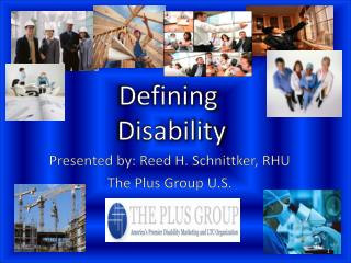Defining    Disability