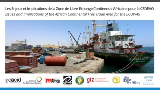 ECOWAS, Governance and Human Rights Agenda