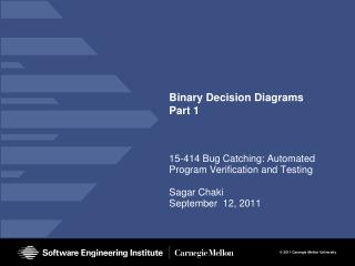 Binary  Decision  Diagrams Part 1