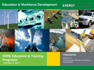 Education & Workforce Development