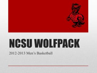 NCSU WOLFPACK