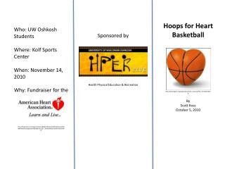 Hoops for Heart Basketball
