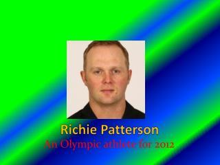 Richie Patterson