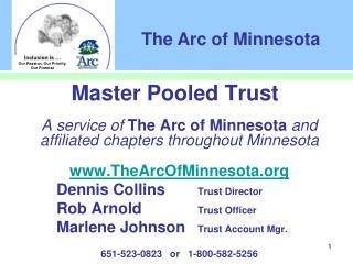 Master Pooled Trust