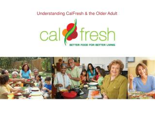 California�s  Older Adult Population